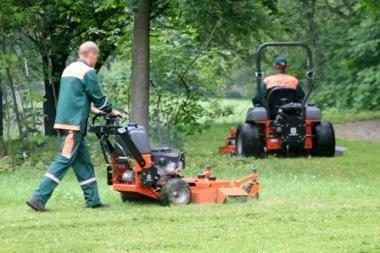 Sostinėje pjauti žolę bus galima tik nuo 9 val.
