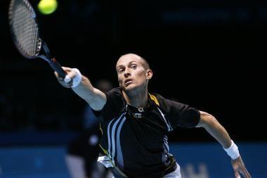 N.Davydenka išstūmė serbą iš Londono teniso turnyro