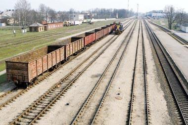 """Projektas """"Rail Baltica"""