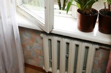 Kas šeštas Vilniaus pastatas neparuoštas šildymo sezonui (papildyta)