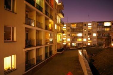 Tarp Baltijos šalių sostinių butų kainos augo tik Vilniuje