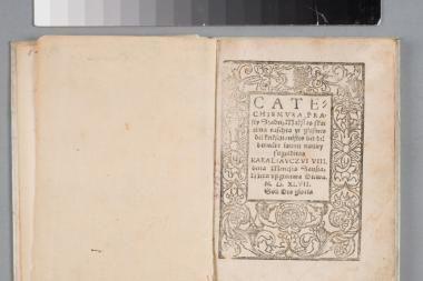 M. Mažvydo Katekizmo originalas - internete