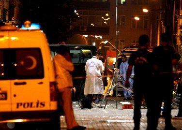 Stambule – kruvinas teroristų išpuolis