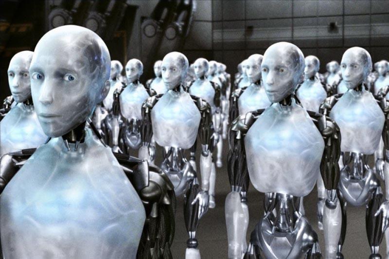 Robotas bandys išlaikyti universiteto stojamąjį egzaminą