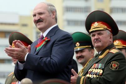 A.Lukašenkos apsauga – geriausia