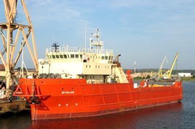 """""""Vakarų laivų remonto"""" veikla įvertinta apdovanojimais"""