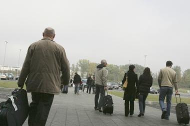 Padės beviltiškoje padėtyje atsidūrusiems emigrantams