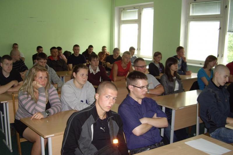 Dragūnų mokomajame batalione - savanorių kursas šauliams