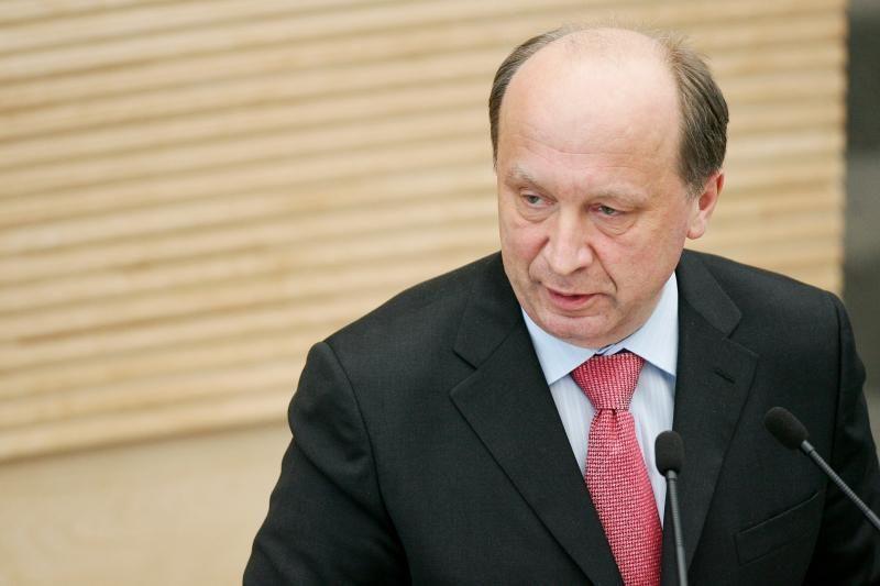 Premjeras: Baltarusijos strateginius objektus gali perimti Rusija
