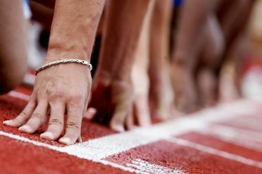 Sprinteris Martynas Jurgilas pagerino Lietuvos rekordą