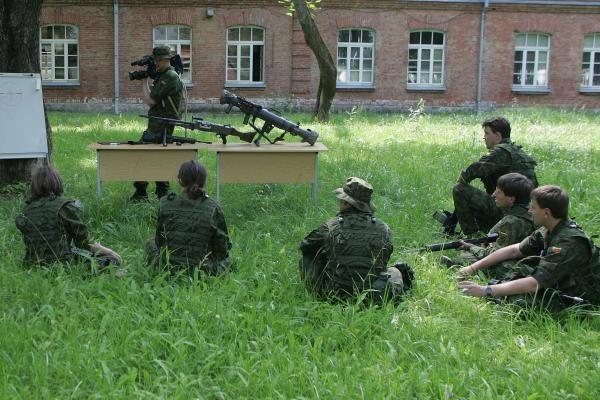 Lietuvos kariuomenės dalinius vertins Rusijos ginkluotės inspektoriai
