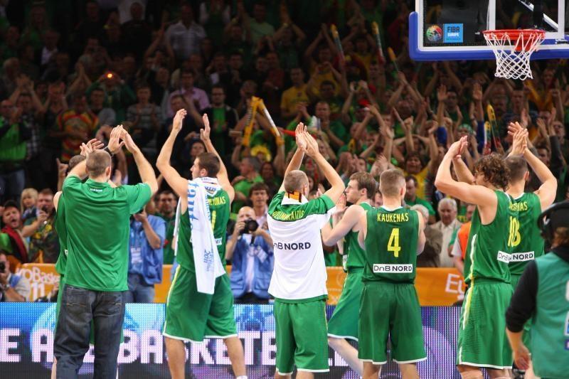 Europos krepšinio čempionatą prisiminus