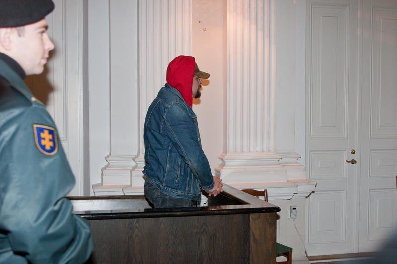 Advokato nužudymu įtariamas laidojimo rūmų direktorius lieka už grotų