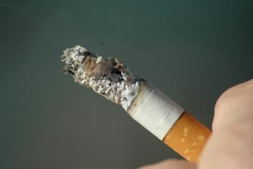 Lenko automobilyje – kontrabandinės cigaretės