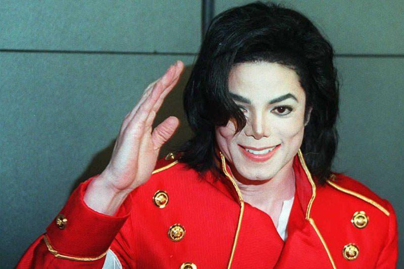 Aukcione parduodama Michaelo Jacksono kaukė
