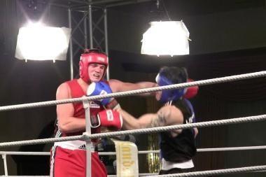 V.Subačius - Europos bokso čempionato ketvirtfinalyje