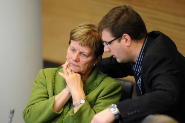 Kretingoje išrinkto Seimo nario vietos politikai neprisišaukia į savivaldybės tarybos posėdį