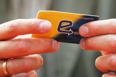 Pratęsiamas e.bilieto kortelės galiojimas