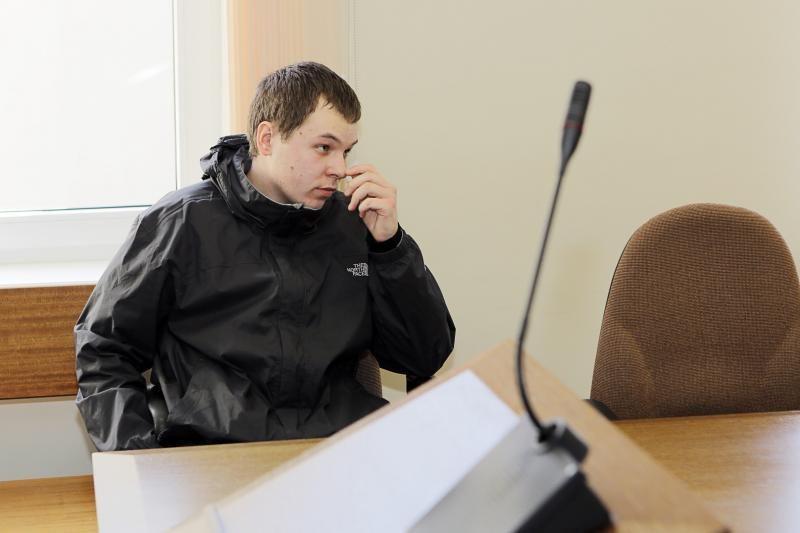 """Terlionių """"Ginov"""" autorius išklausė penktąjį nuosprendį"""