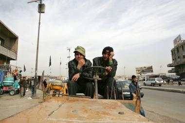Bagdade susisprogdinus mirtininkui žuvo 11 žmonių, 38 sužeisti