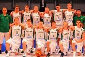 Jauniai krepšininkai buvo per žingsnį nuo pasaulio bronzos