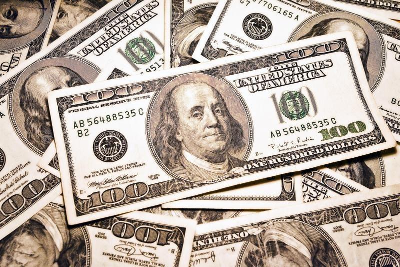 JAV nesutariant dėl skolos limito doleris smunka