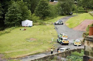 Didžiojoje Britanijoje nusišovė savaitę nuo policijos slapstęsis bėglys
