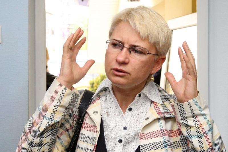 Dėl N. Venckienės sprendžianti komisija prašys vaizdo įrašo iš šturmo