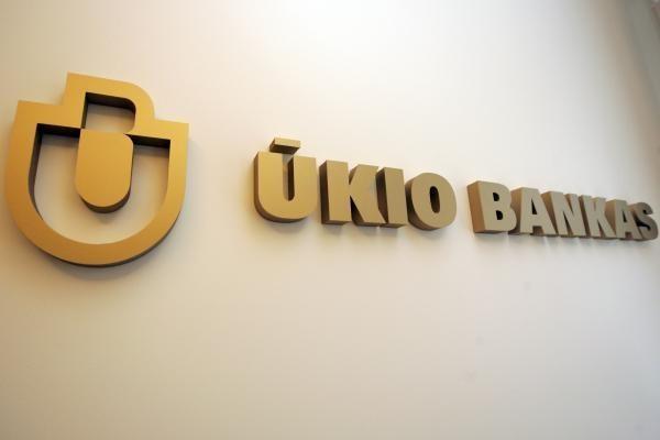 2011 m. antrąjį ketvirtį Ūkio banko grupė uždirbo 3 mln. Lt pelno