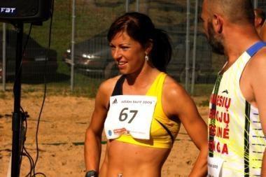 R.Drazdauskaitė laimėjo klasikinį maratoną Atėnuose