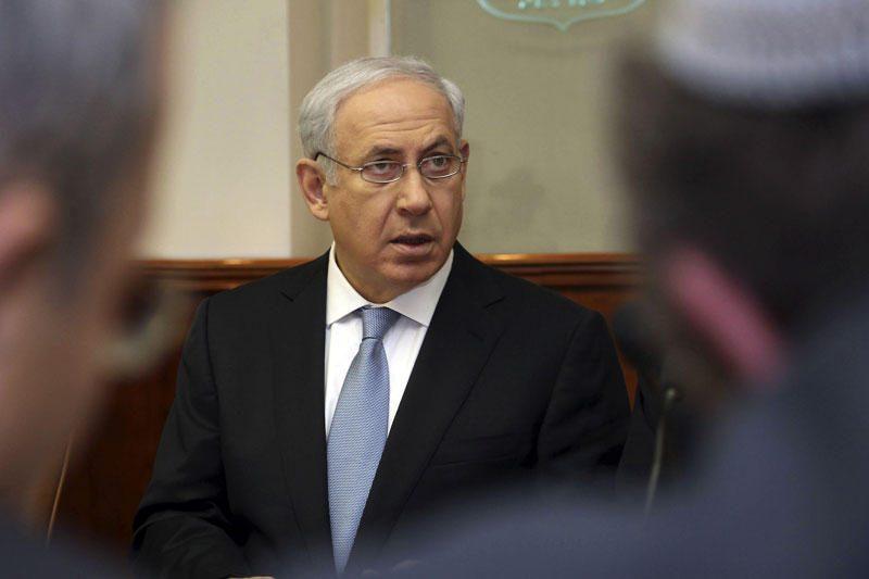 Izraelio premjeras: Irano grėsmė pranoksta visas kitas