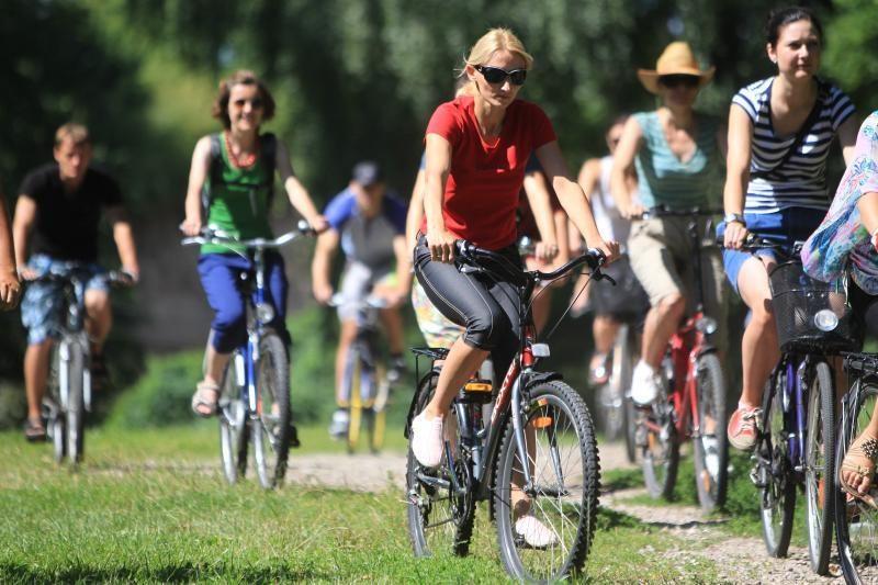 Dilema dviratininkams: kaip nusigauti iki Gariūnų g. dviračių tako