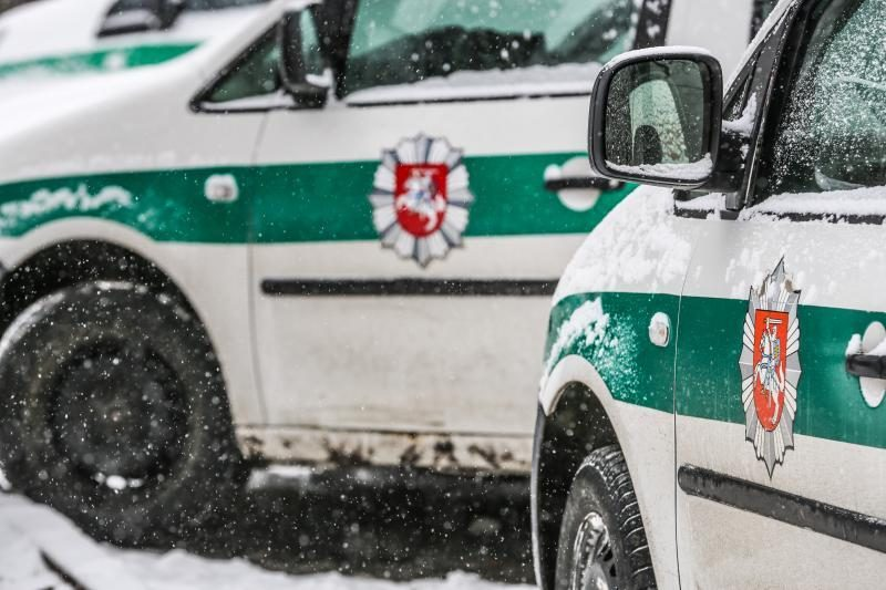 STT: konkursai Vilniaus policijoje buvo laimimi už kyšius