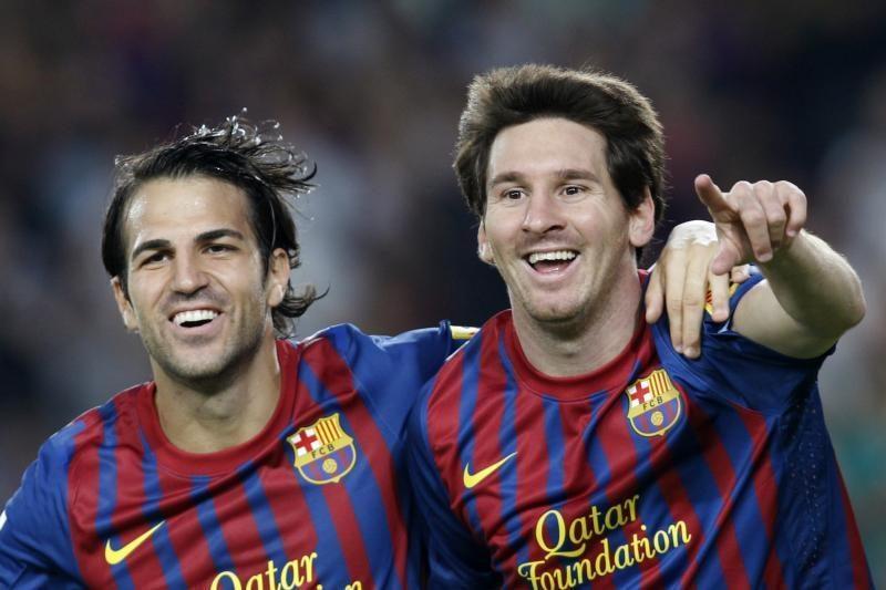 """""""Barcelona"""" Ispanijos futbolo čempionatą baigė lygiosiomis"""