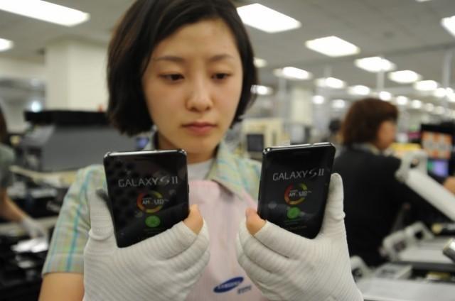"""""""Samsung"""" telefonus surinkinėjanti kinų kompanija išnaudojo vaikus"""