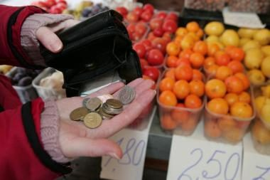 Atlyginimai Lietuvoje - mažiausi iš Baltijos šalių