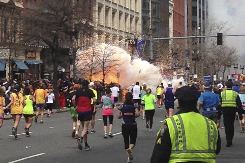 Bostono sprogimas: bombos buvo pagamintos iš greitpuodžių