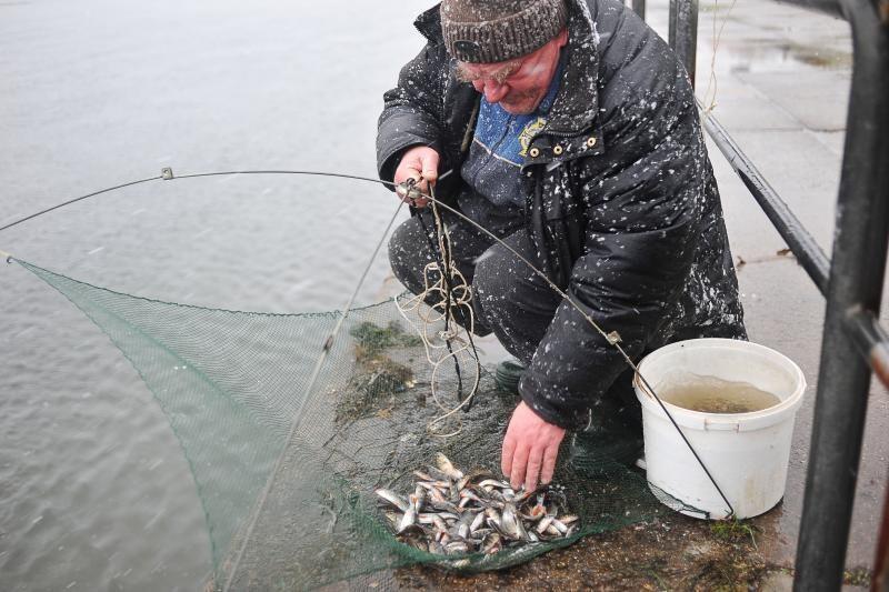 Aplinkosaugininkai savaitgalį tikrins žvejų leidimus