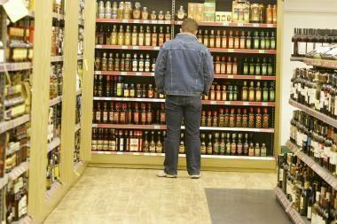Rudenį gali būti leista prekyba alkoholiu iki vidurnakčio