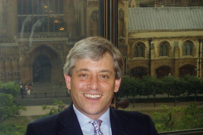 Euroskeptikai sukritikavo britų parlamento vadovo pasisakymą Lietuvoje