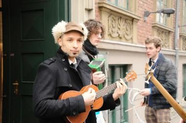 """""""InCulto"""" pirmieji iš """"Eurovizijos"""" dalyvių atvyko į Oslą"""