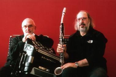 Italų džiazo virtuozai pakerėjo Vilniaus publiką