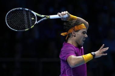 R.Nadalio pergalė baigiamojo sezono turnyro starte