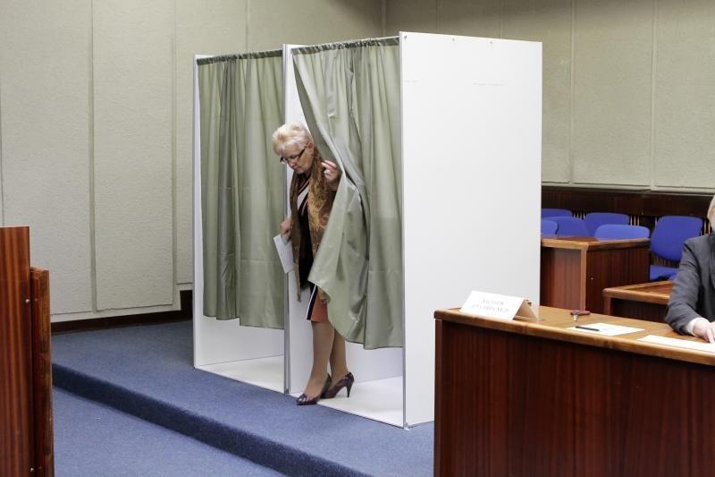 Klaipėdiečiai veržiasi politikus išrinkti į Seimą