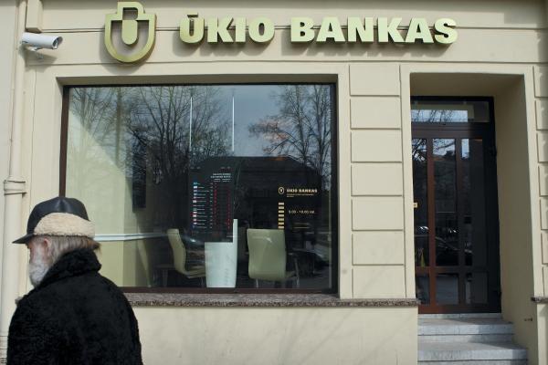 Lietuvos banko valdybos posėdis dėl Ūkio banko planuojamas 17 val.