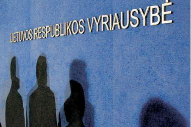 Ministrų algos: daugiausia uždirbo A.Kubilius ir A.Šemeta, mažiausiai - G.Kazlauskas
