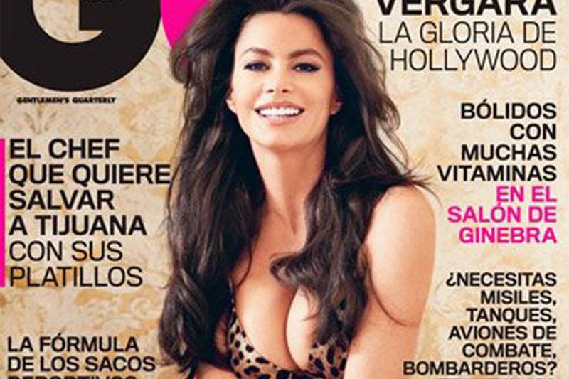 Žavioji S. Vergara: niekada nesutikčiau susimažinti krūtinės (foto)
