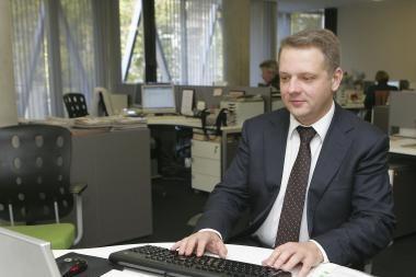 E.Masiuliui ryšių su visuomene klausimais patarinės M.Čerkauskas