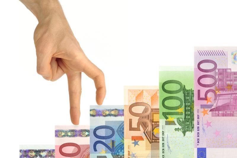 Investuotojus neramina padėtis euro zonoje