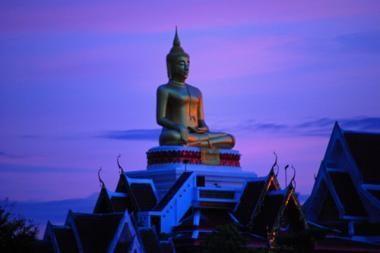 Tailando budistų šventykloje rastos per neteisėtus abortus pašalintų gemalų liekanos